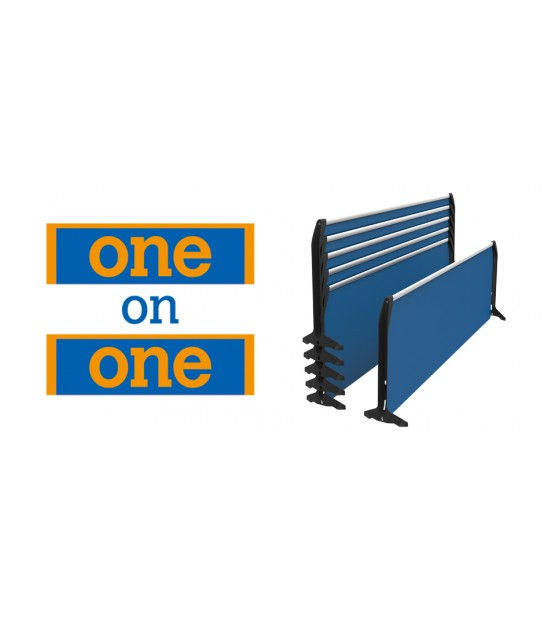 kit 5 Transenne Si Sport ONE ON ONE