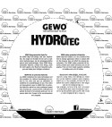 GEWO HydroTec Tensor Rubber Protection foil