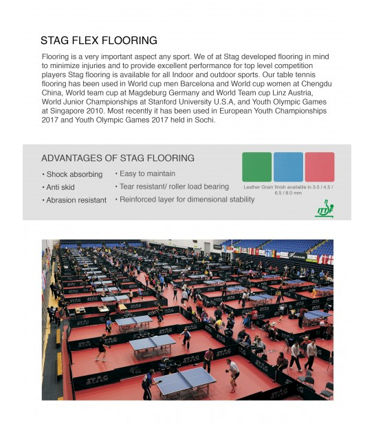 Stag FLEX FLOORING 4 mm