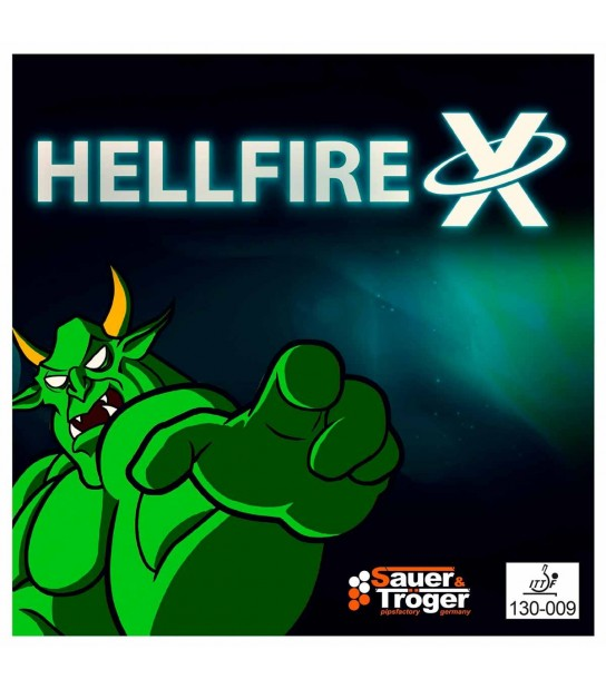 HELLFIRE X