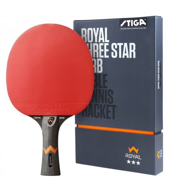 Racchetta pre-assemblata STIGA Royal WRB 3-Stelle