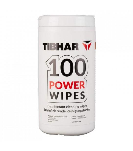 100 POWER WIPES TIBHAR
