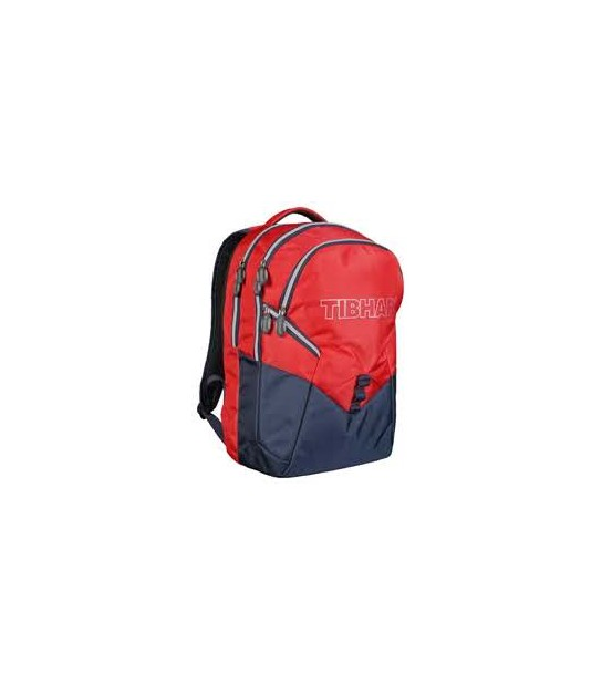 Tibhar Backpack DeLuxe navy/red