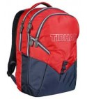 Tibhar Backpack DeLuxe navy/red